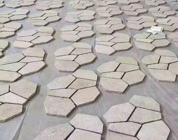 汶上异形石材图片
